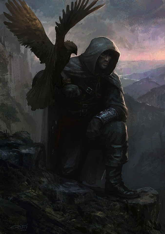 hunter-fantasy-art-artwork-falcon-bird-falconry-1131x1600-wallpaper[1]